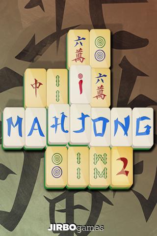 Screenshot iMahjong 2