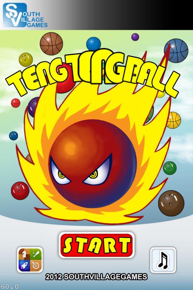 Screenshot TengTengBall